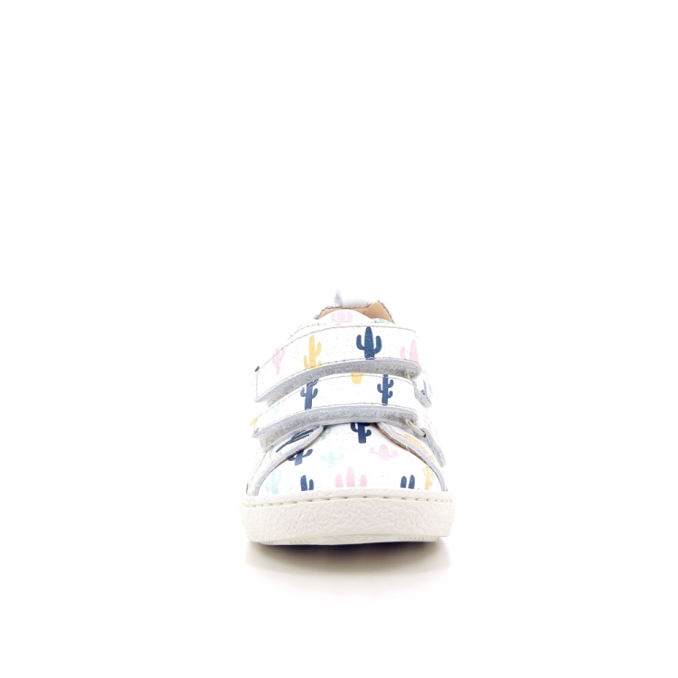 Ocra kinderschoenen sneaker wit 192831