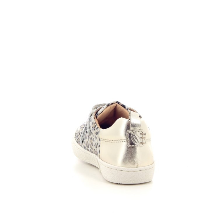 Ocra kinderschoenen sneaker goud 192832