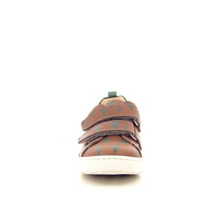 Ocra kinderschoenen sneaker cognac 192835