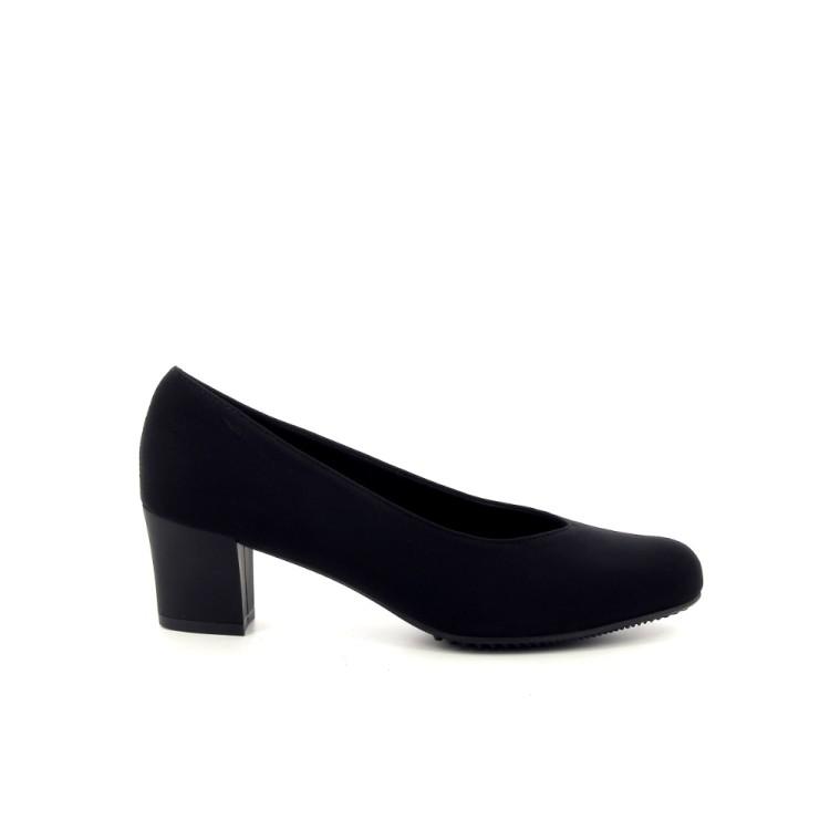 Brunate damesschoenen pump zwart 189846