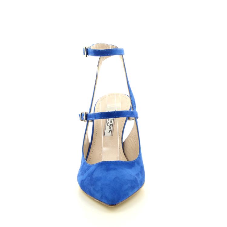 Rotta damesschoenen sandaal felblauw 98488