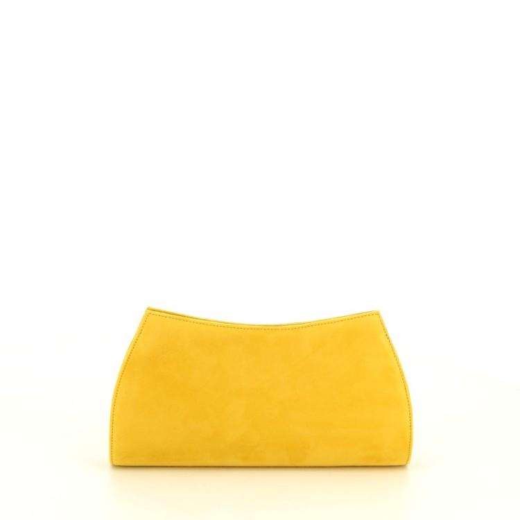 Lebru tassen handtas geel 196726