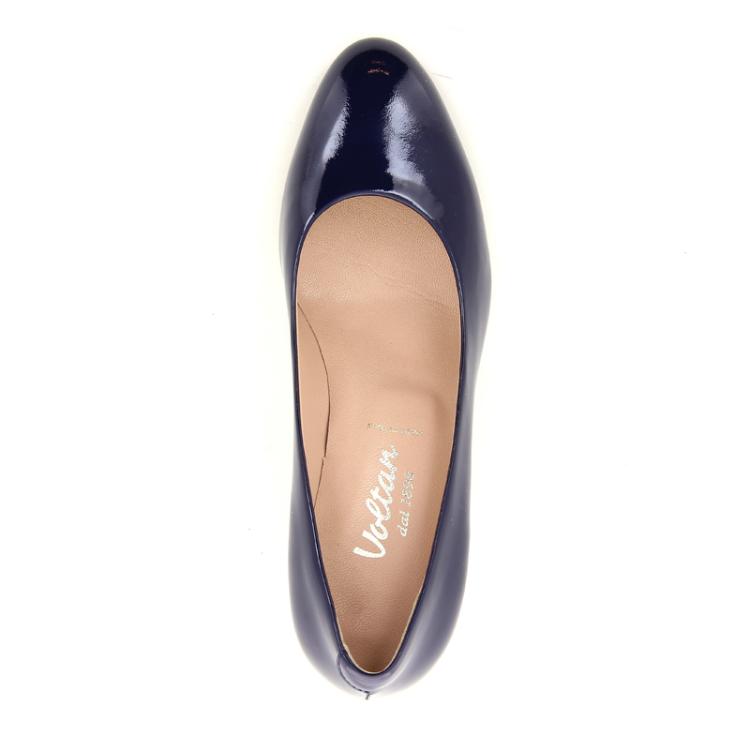 Voltan damesschoenen pump donkerblauw 97694