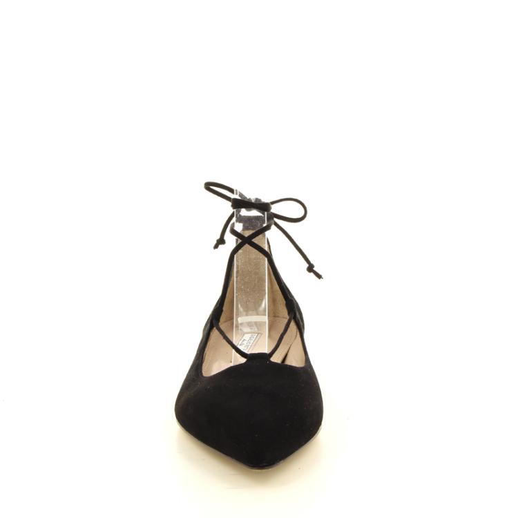 Rotta damesschoenen ballerina zwart 12856