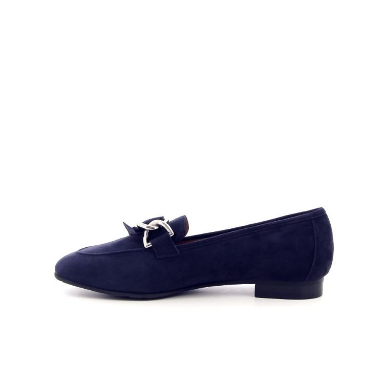 Voltan damesschoenen mocassin donkerblauw 187158