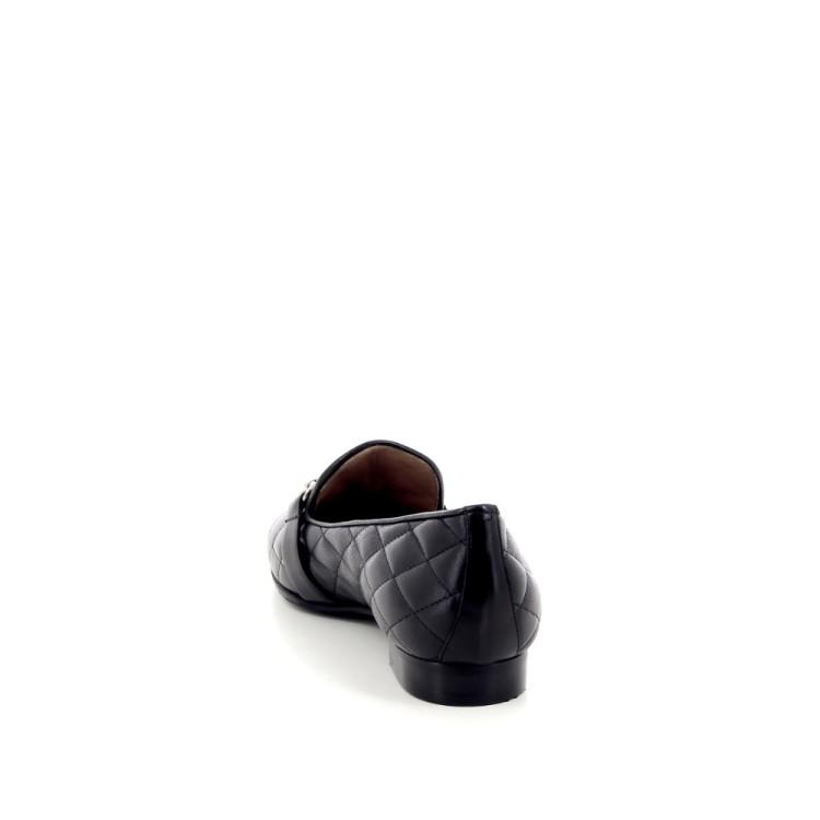 Voltan damesschoenen mocassin zwart 187160