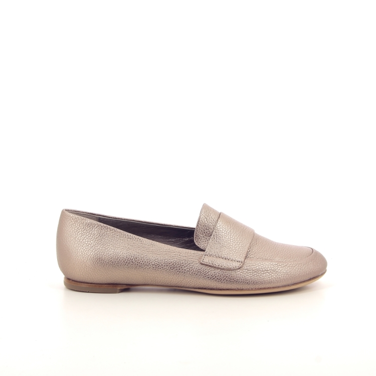 Agl damesschoenen mocassin brons 192405