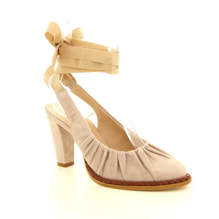 Tim van steenbergen damesschoenen sandaal l.taupe 13694