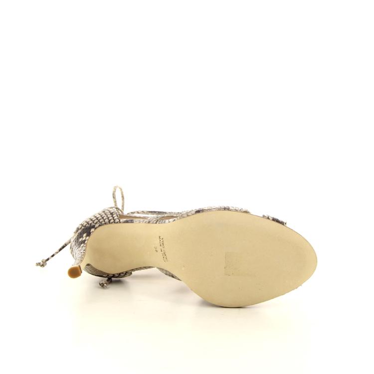 Rotta damesschoenen sandaal taupe 12849