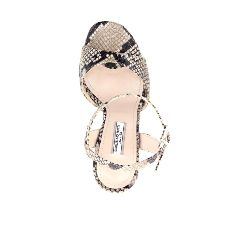 Rotta damesschoenen sandaal taupe 98466