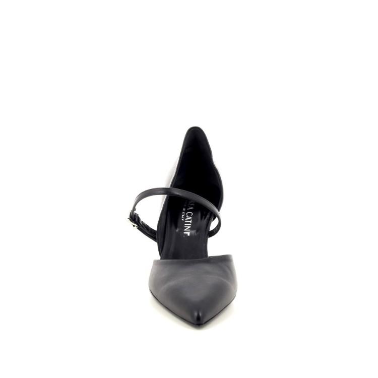 Andrea catini damesschoenen pump zwart 188167