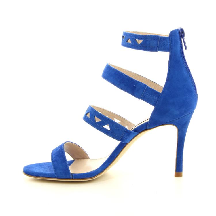 Rotta damesschoenen sandaal felblauw 12866