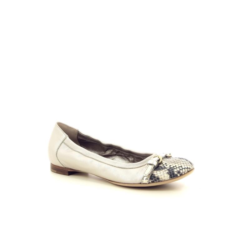 Agl damesschoenen ballerina l.taupe 192417