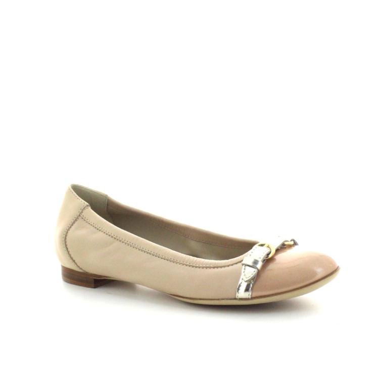 Agl damesschoenen ballerina poederrose 98526