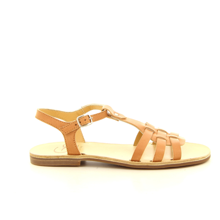 Gallucci kinderschoenen sandaal naturel 10884