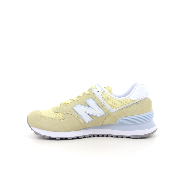 new balance 574 dames geel