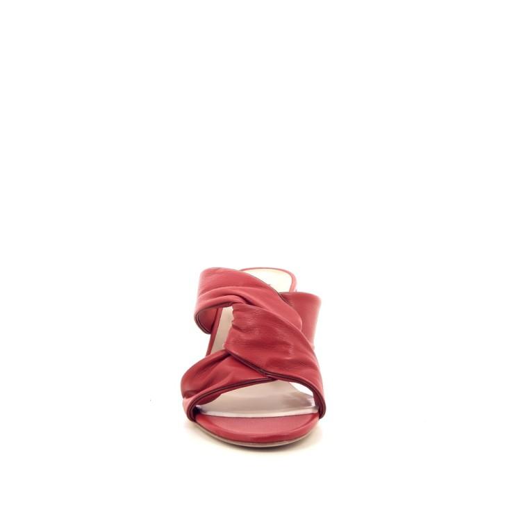 Fratelli rossetti damesschoenen sleffer tomaatrood 193655