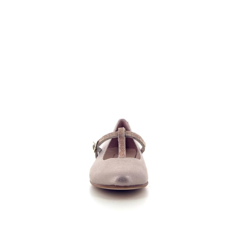 Oca-loca kinderschoenen ballerina zalmrose 181610