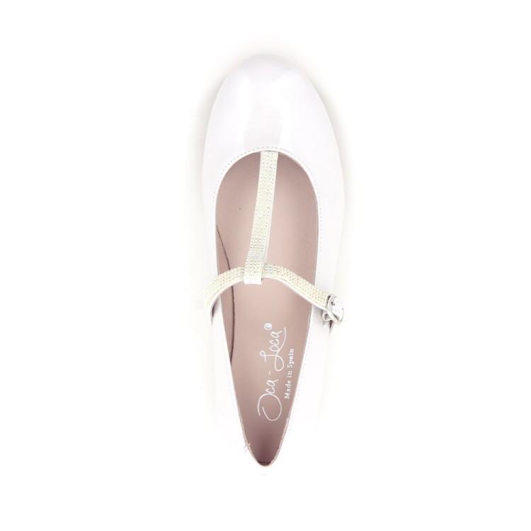 Oca-loca kinderschoenen ballerina ecru 181607