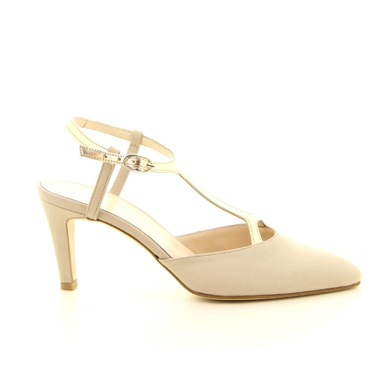 Cristian daniel damesschoenen sandaal licht beige 13249