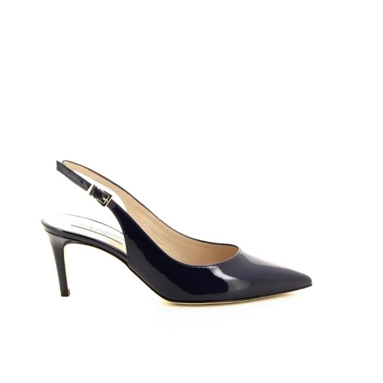 Rotta damesschoenen sandaal donkerblauw 168100
