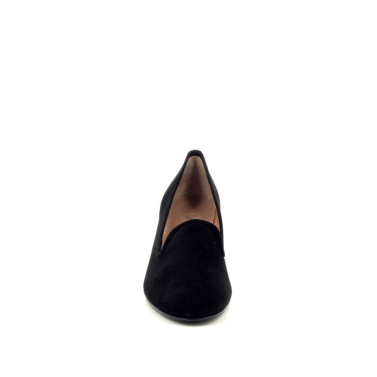 Voltan damesschoenen mocassin zwart 187208