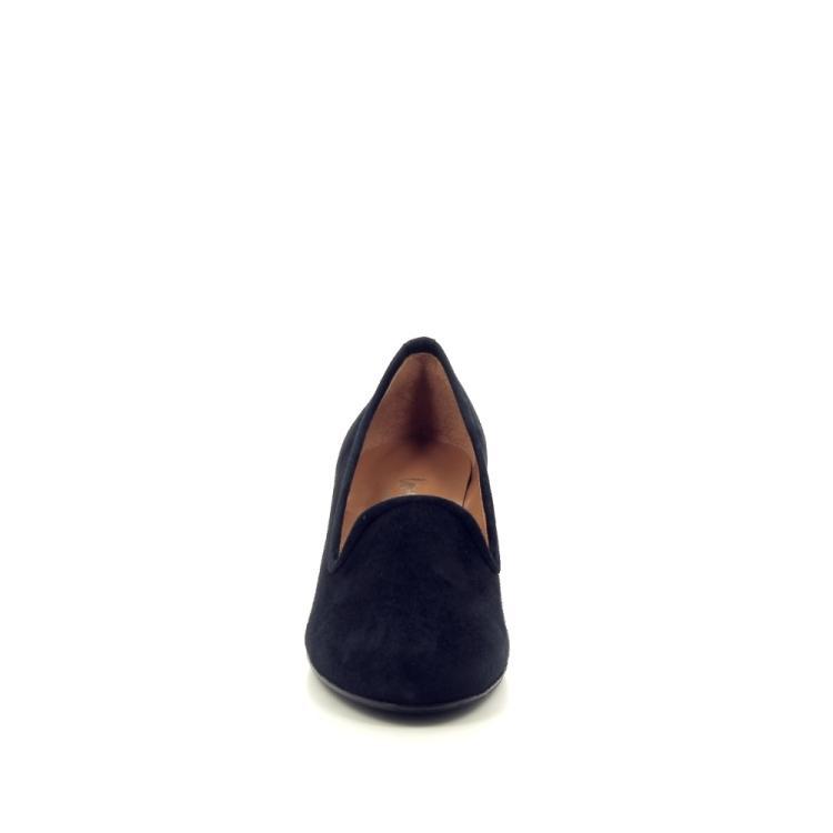 Voltan damesschoenen mocassin donkerblauw 187209
