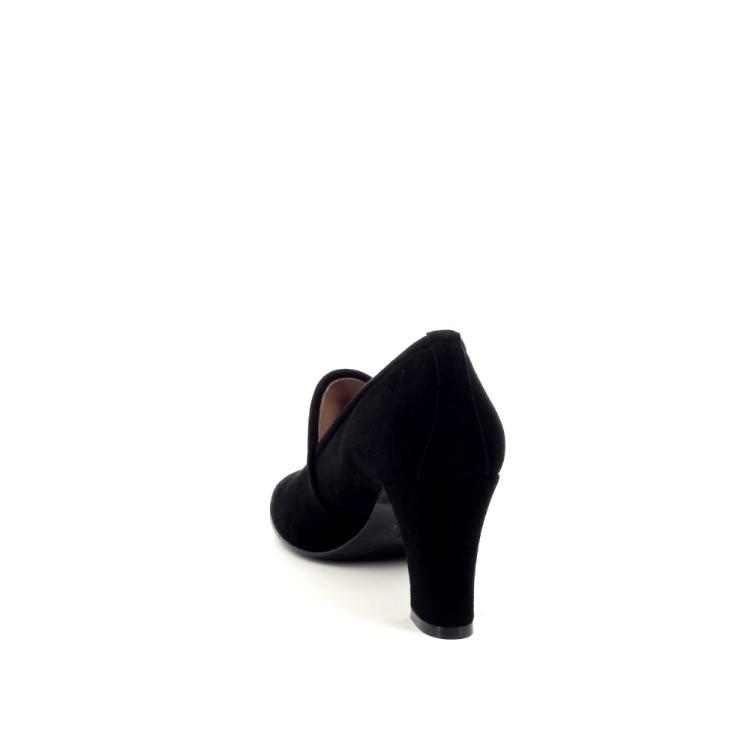 Voltan damesschoenen mocassin zwart 187206