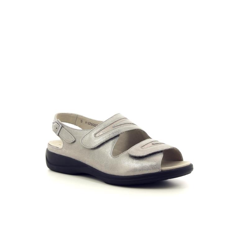Solidus damesschoenen sandaal l.taupe 192620
