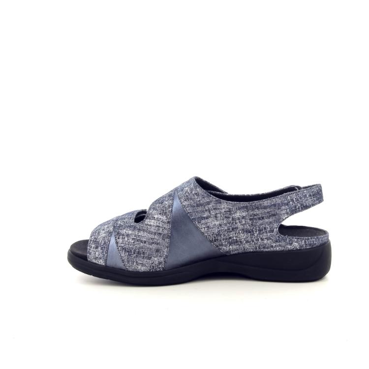 Solidus damesschoenen sandaal blauw 192616