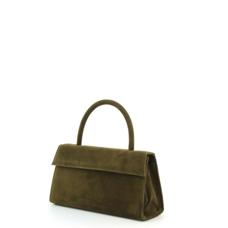 Lebru tassen handtas kaki 22682