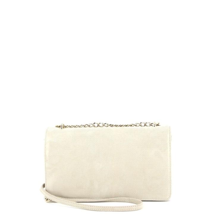Lebru tassen handtas licht beige 186305