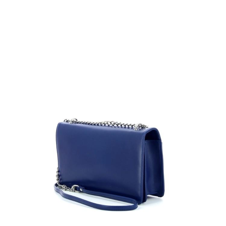 Lebru tassen handtas kobaltblauw 186354