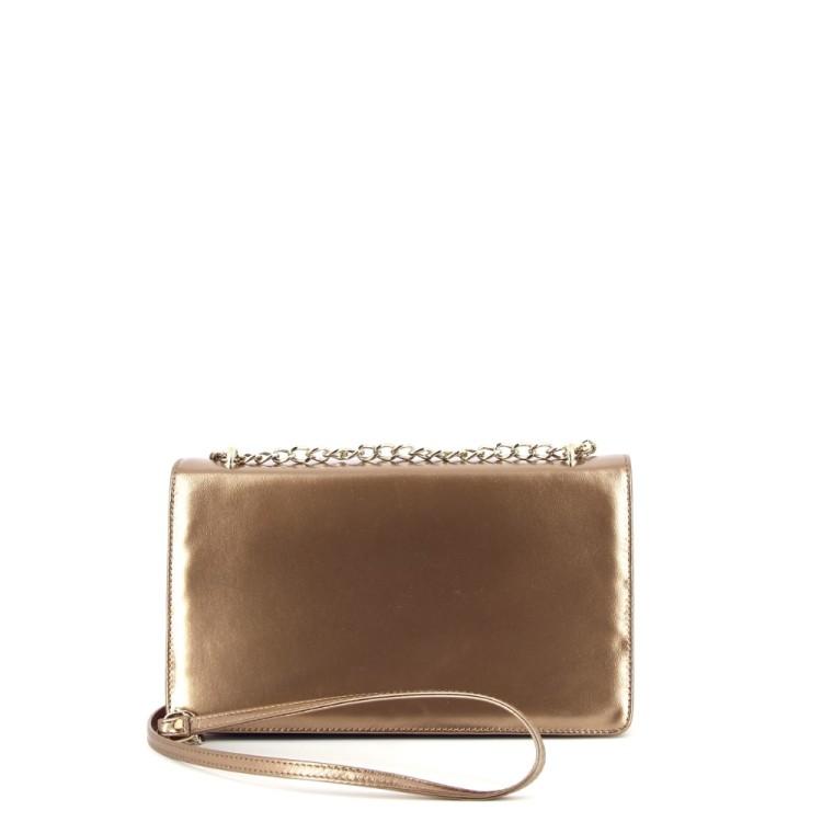 Lebru tassen handtas licht brons 186606