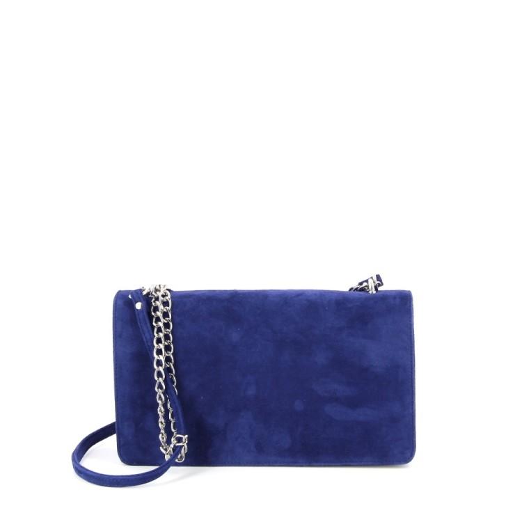 Lebru tassen handtas kobaltblauw 190933