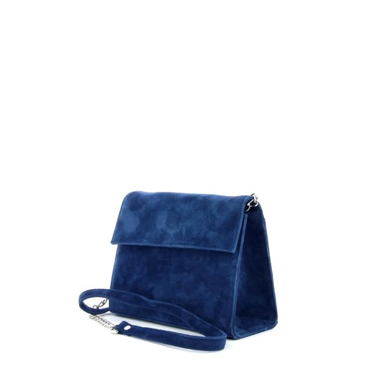 Lebru tassen handtas blauw 186362