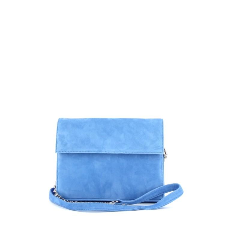 Lebru tassen handtas azuurblauw 186400