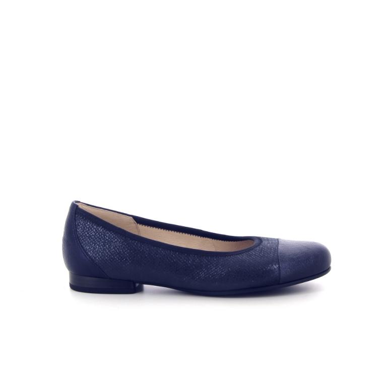 Gabor damesschoenen ballerina donkerblauw 182436