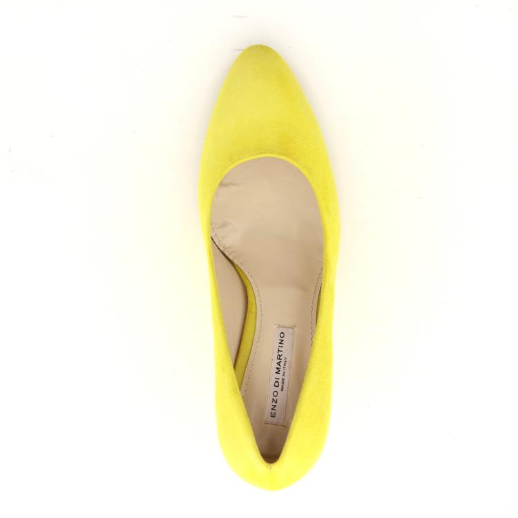 Moonflower damesschoenen pump geel 13223