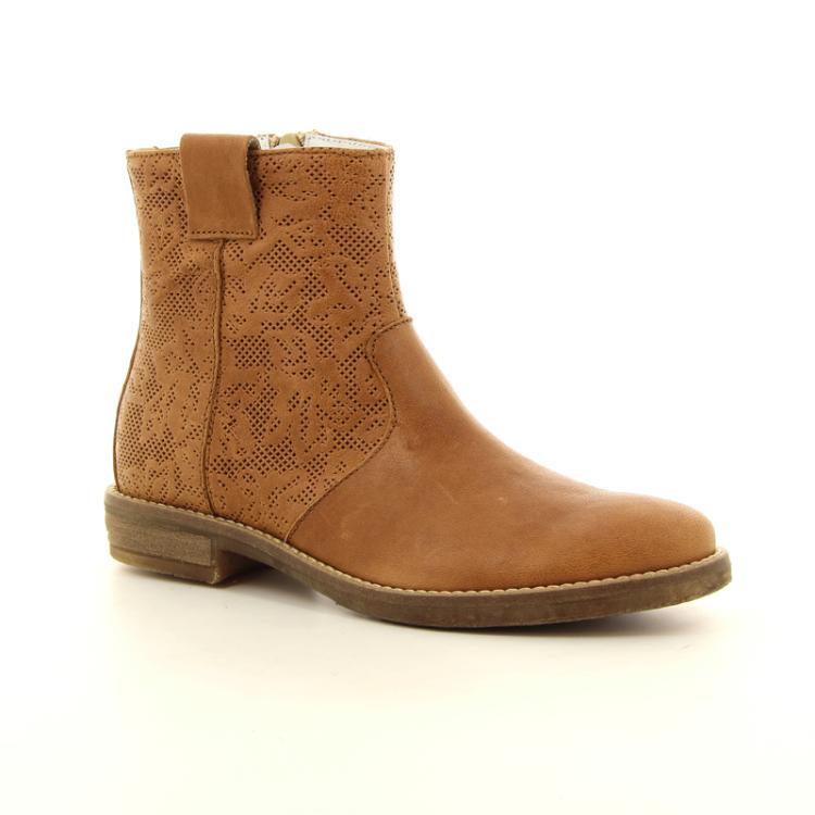 Bi key kinderschoenen boots naturel 10906