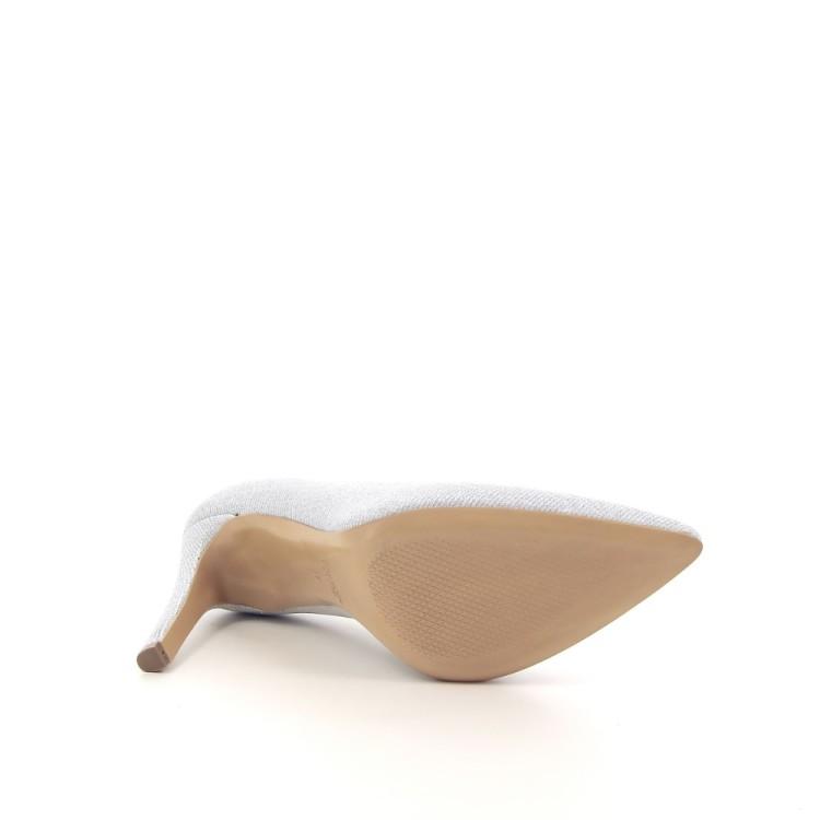 Silvana damesschoenen pump zilver 191156