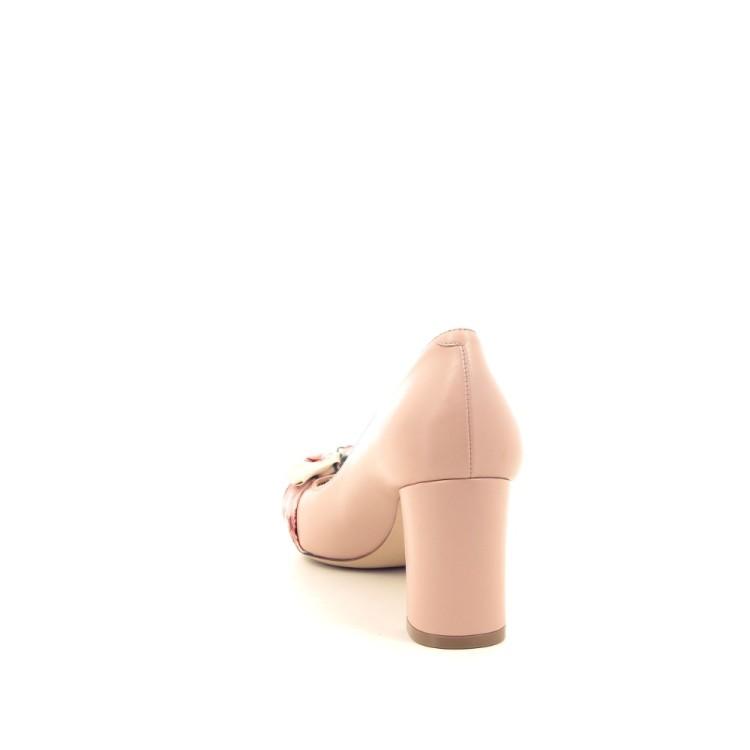 Dyva damesschoenen pump poederrose 195521