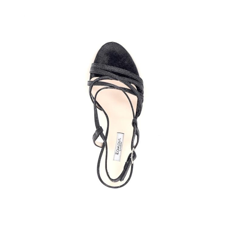 L'amour damesschoenen sandaal zwart 194813