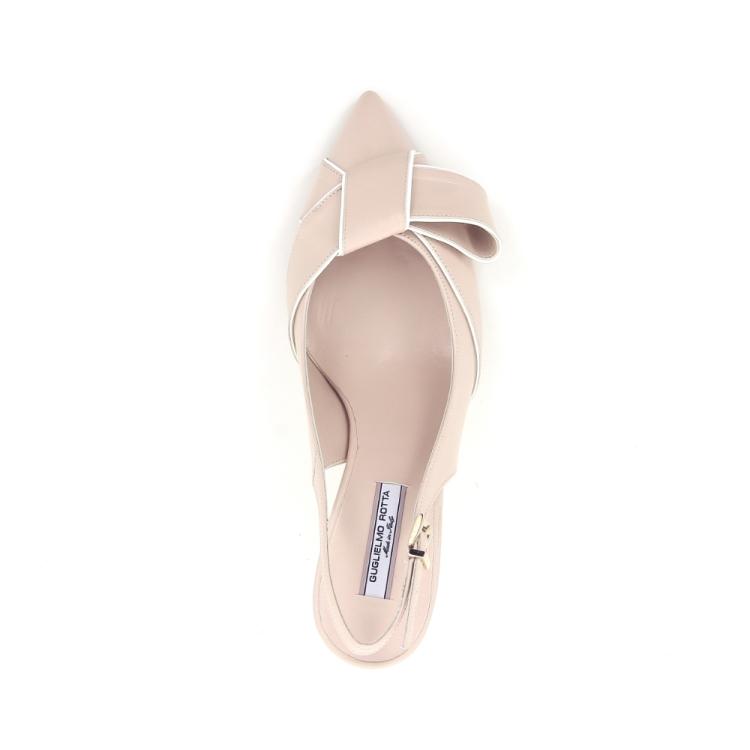 Rotta damesschoenen sandaal poederrose 184949