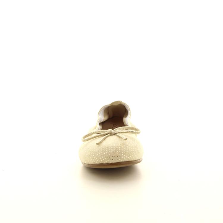 Eli kinderschoenen ballerina beige 10487