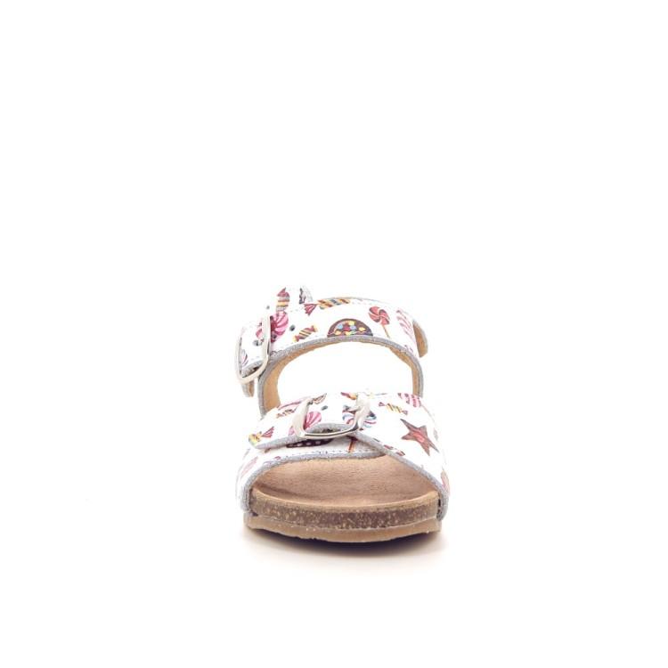 Pepe kinderschoenen sandaal wit 194319