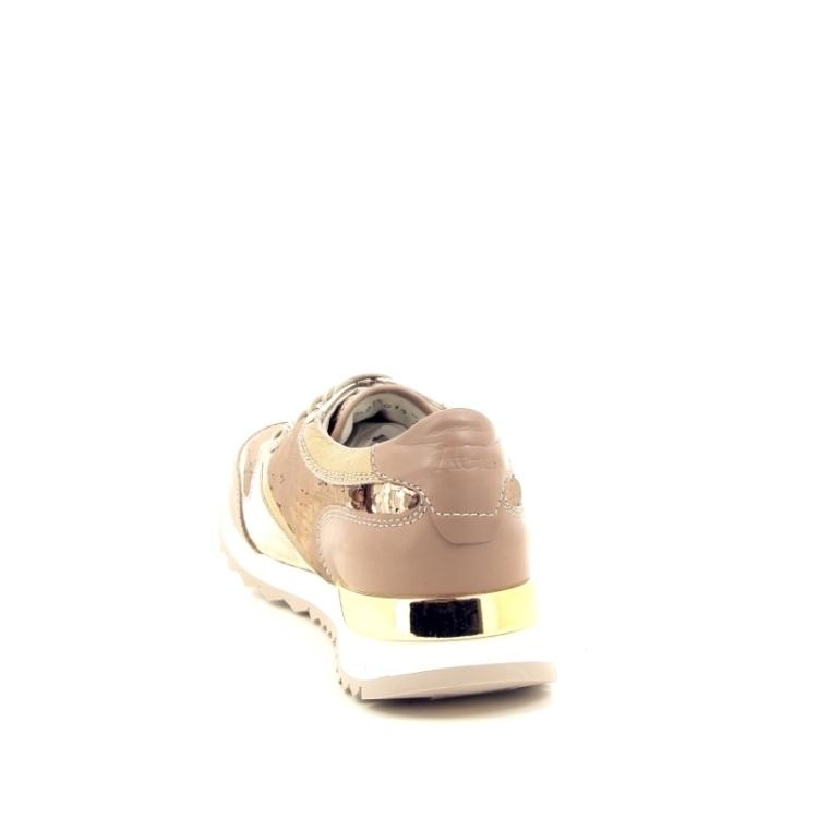 Agl damesschoenen sneaker oudroos 168918