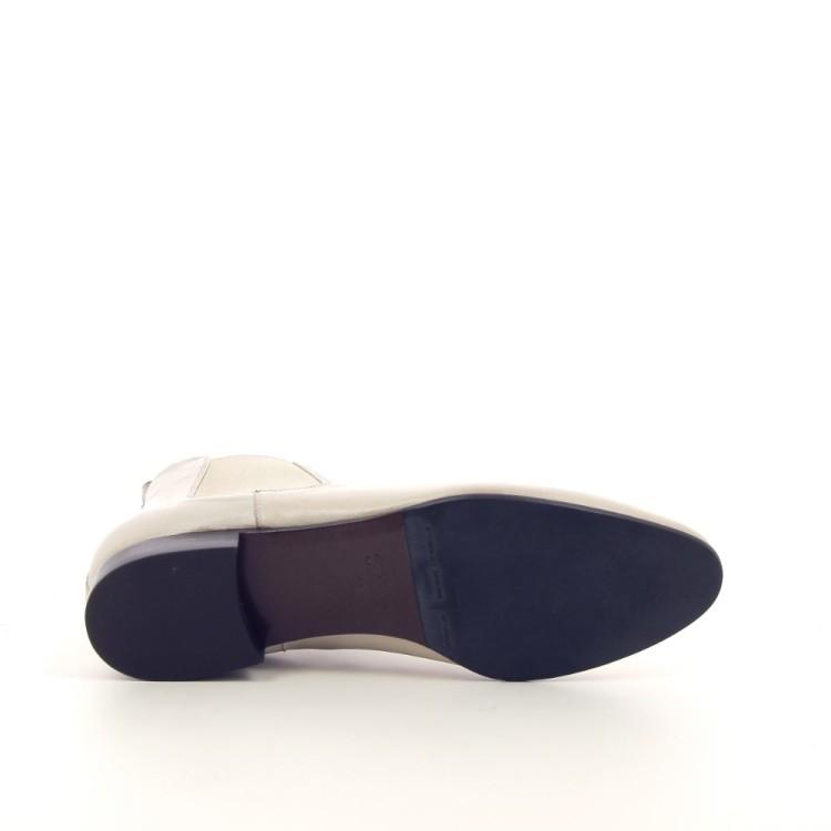 Lorenzo masiero damesschoenen boots ecru 187983