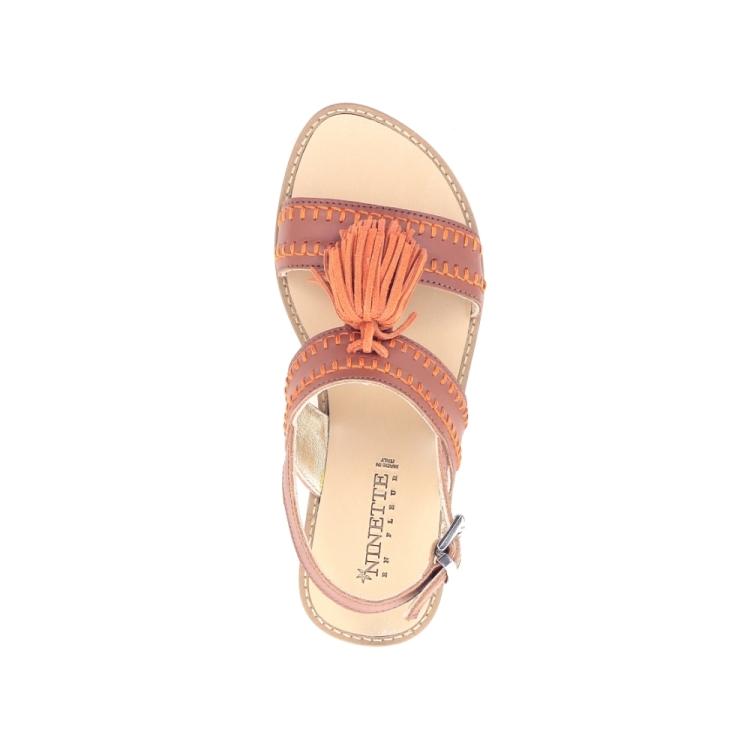 Ninette kinderschoenen sandaal naturel 193958