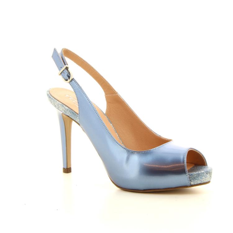 Pedro miralles damesschoenen sandaal jeansblauw 11426